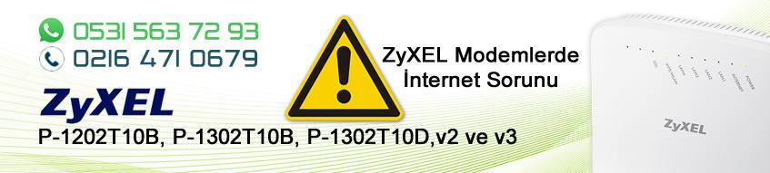 İnternet Sorunu – ZyXEL Modem Güncelleme